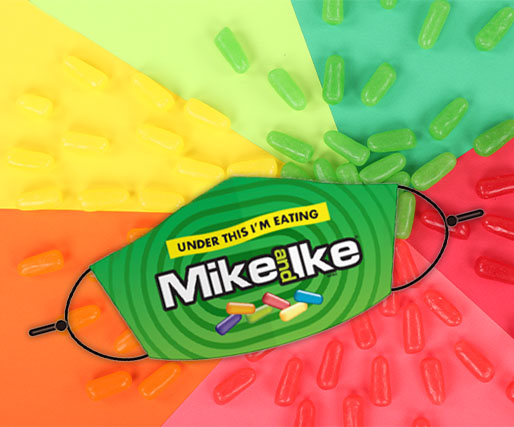 Mike and Ike Mask