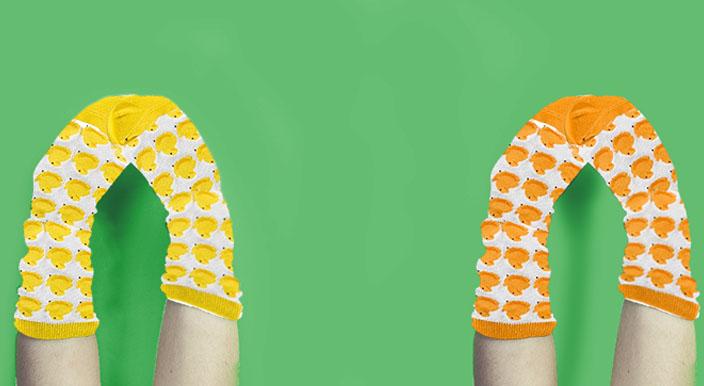 Peeps Socks
